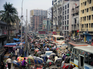 Dhaka Rush Hour